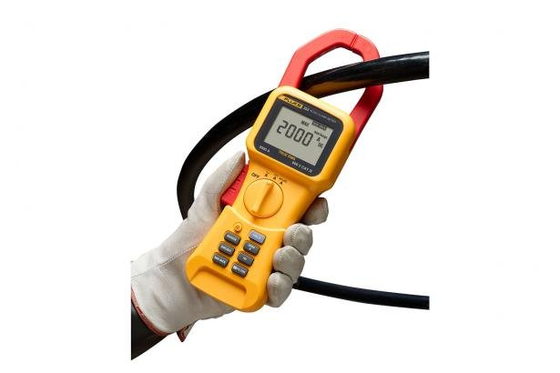Fluke 353 True RMS 2000 A Clamp Meter | Fluke