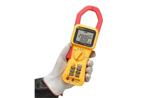 Klešťové Multimetry Fluke 355 True-rms 2 000 A | Fluke
