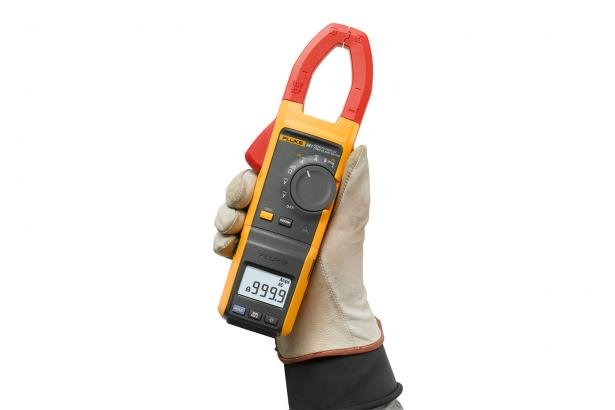 Fluke 381 Remote Display True-rms AC/DC Clamp Meter Dengan IFlex™ | Fluke