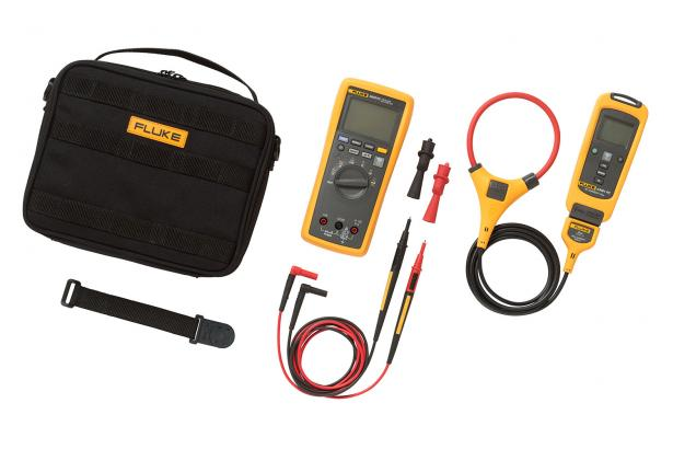 Fluke A3001 FC Wireless IFlex® AC Current Clamp Kit | Fluke