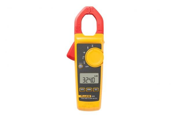 RMS Clamp Meter | Fluke 324 True-RMS Clamp Meter | Fluke