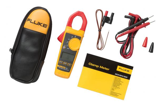 Fluke 324 Clamp Meter |True-RMS Clamp Multimeter | Fluke