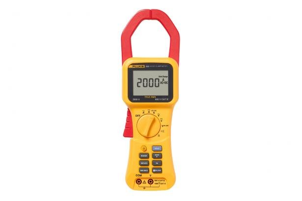 Fluke 355 True RMS 2000 A Clamp Meter | Fluke