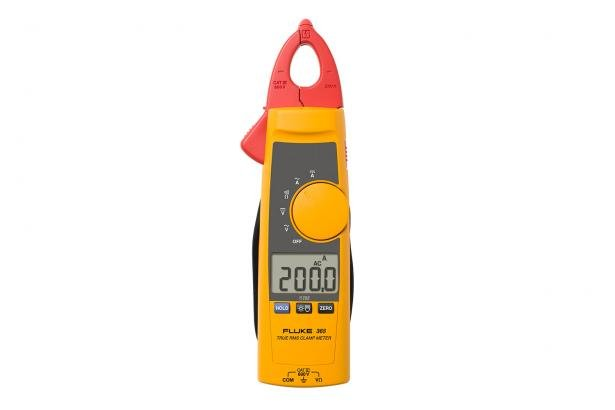 Fluke 365 Detachable Jaw True RMS AC/DC Clamp Meter | Fluke