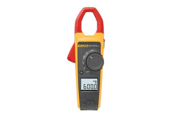 AC Clamp Meter | Fluke 373 True-RMS AC Clamp Meter | Fluke