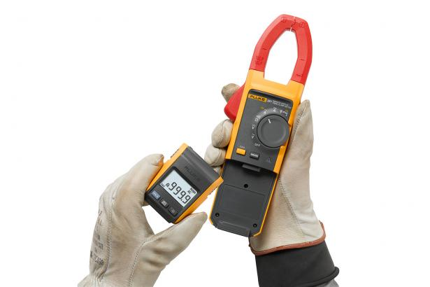 Double Clamp Meter | Fluke 381 True-RMS Clamp Meter | Fluke