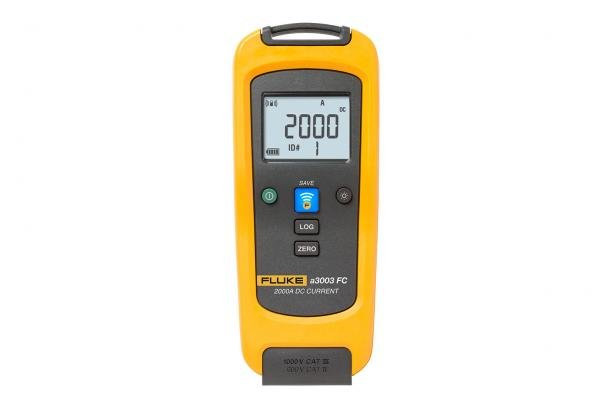 Fluke A3003 FC Wireless 2000 A DC Current Clamp Meter | Fluke
