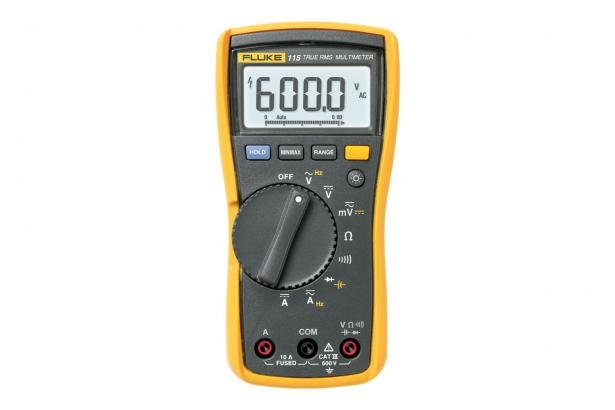 Fluke 115 Digitale True RMS-multimeter | Fluke