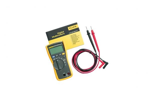 Fluke 115 True-RMS Digital Multimeter | Fluke