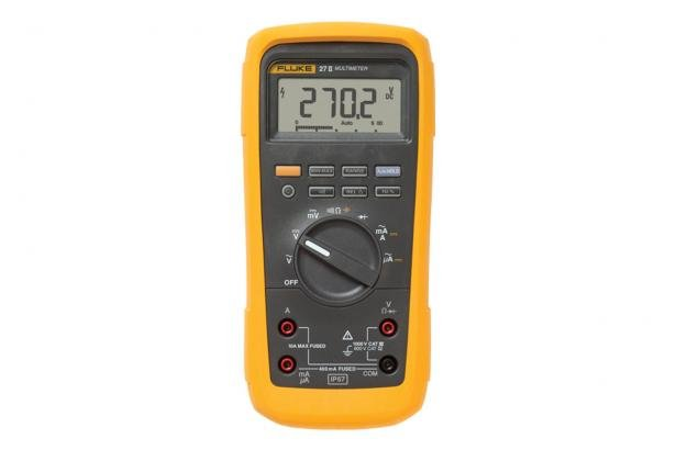 Fluke 27 II Rugged Digital Multimeter | Fluke