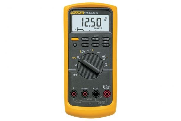 Fluke 88V Deluxe Automotive Multimeter | Fluke