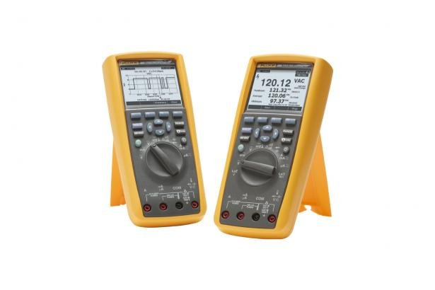 Fluke 289 True-RMS Industrial Data Logging Multimeter | Fluke