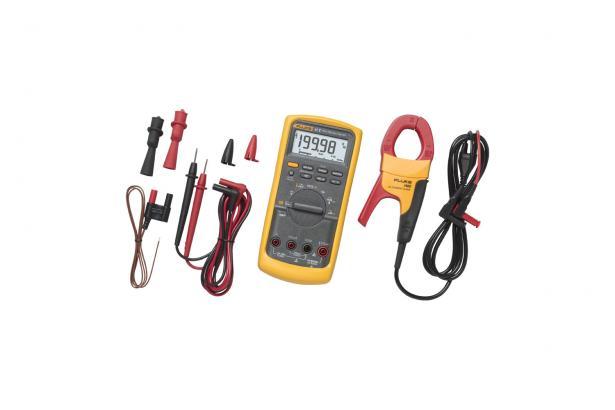 Fluke 87V/IMSK Industrial Multimeter Service Combo Kit | Fluke