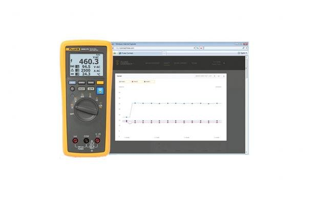 Fluke V3003 FC Wireless AC-DC Voltage Measurement Kit | Fluke