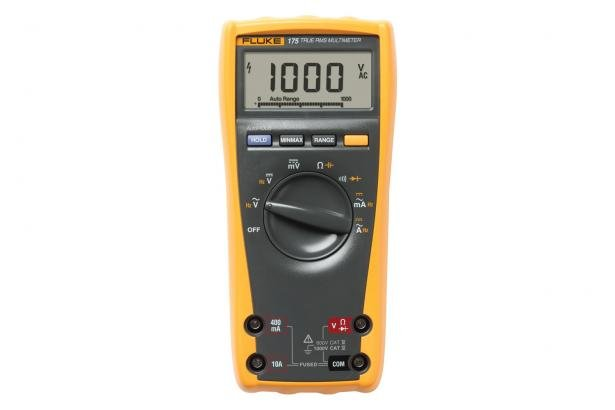 Fluke 175 True-RMS Digital Multimeter | Fluke
