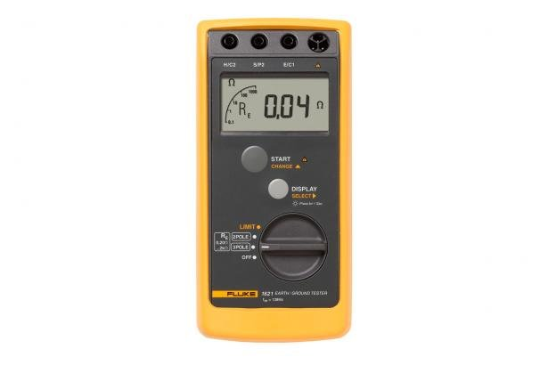 Fluke 1621 GEO Earth Ground Tester | Fluke