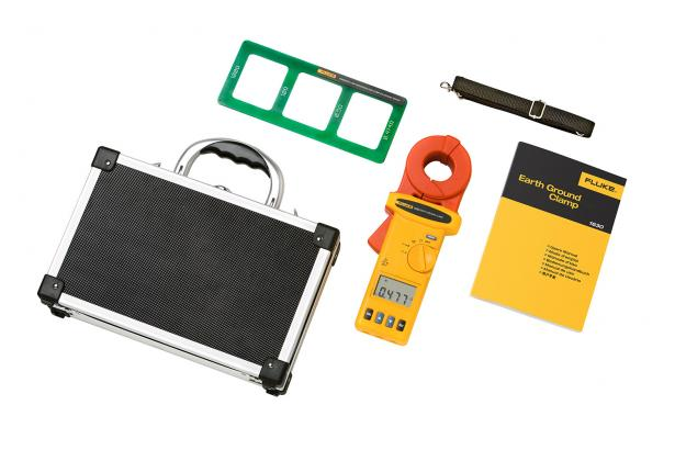 Fluke 1630 Ground Resistance Meter | Fluke