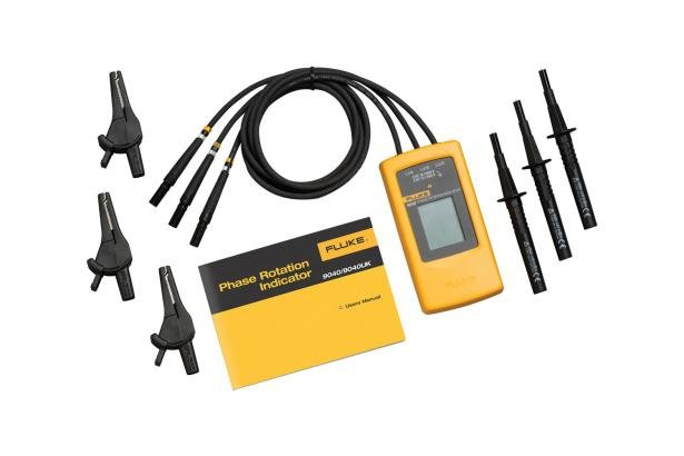 Fluke 9040 Phase Rotation Indicator | Fluke