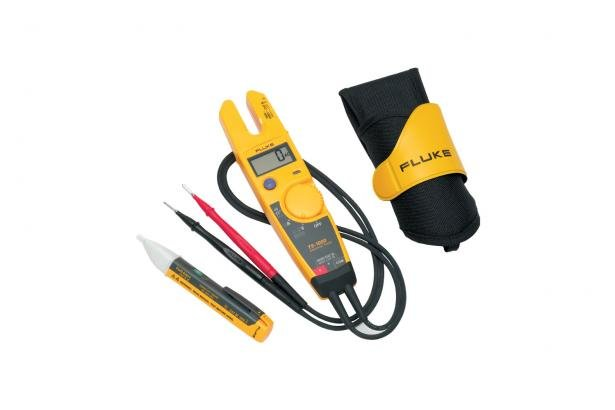Fluke T5-1000 Electrical Tester Kit With Holster And 1AC II Voltage Tester | Fluke