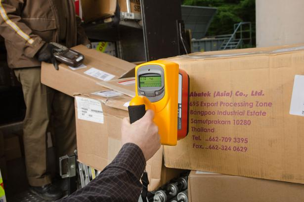 Fluke 481 Radiation Detection Meter