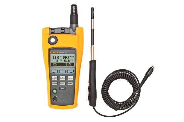 Fluke 975V AirMeter™ with Velocity Probe