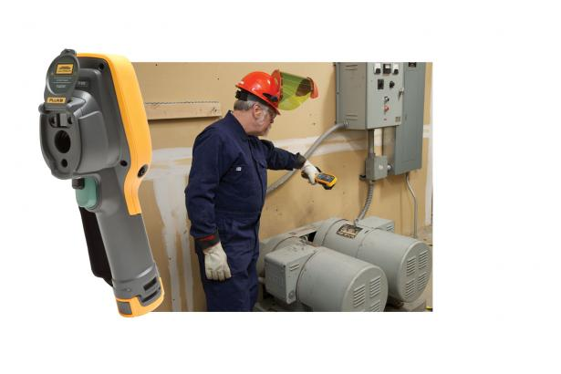 Fluke Ti105 Infrared Camera For Industrial And Commercial Applications | Fluke
