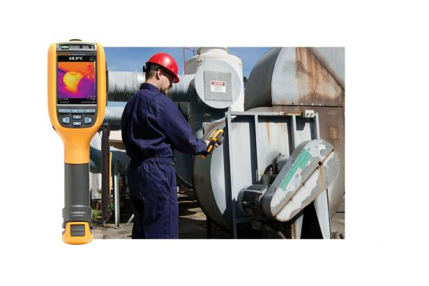 Fluke Ti95 Infrared Camera | Fluke