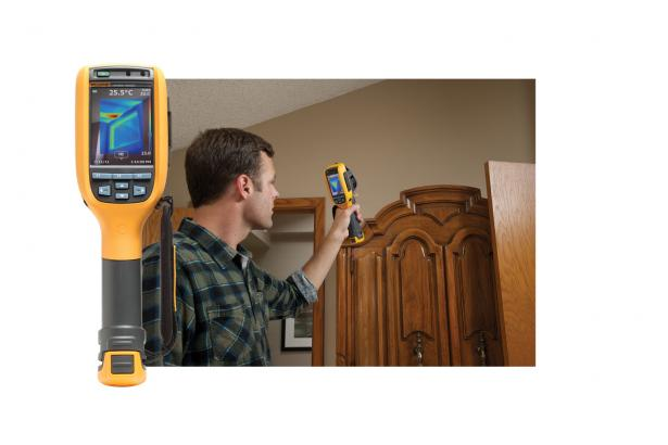 Fluke TiR110 Building Diagnostic Infrared Camera
