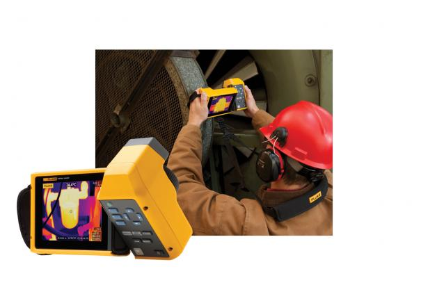 Fluke TiX560 Infrared Camera | Fluke