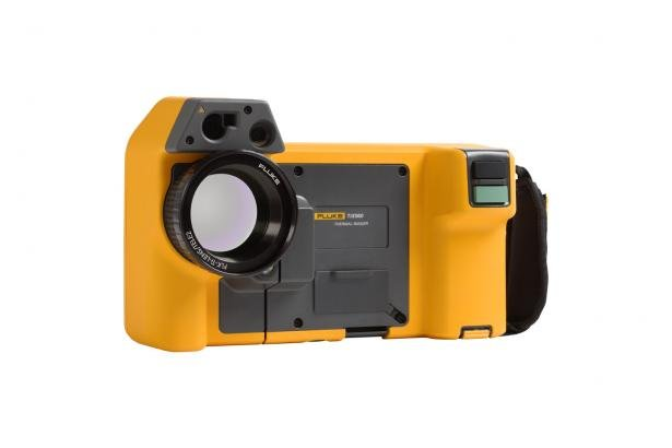 TiX560 Infrared Camera With A 2x Telephoto Lens | Fluke