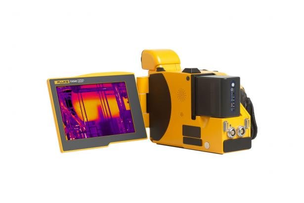 Fluke TiX640 Infrared Camera | Fluke
