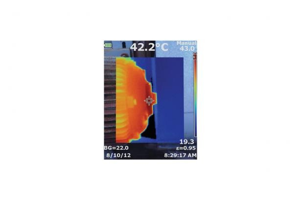 Fluke Ti105 Infrared Camera for Industrial and Commercial Applications - 4