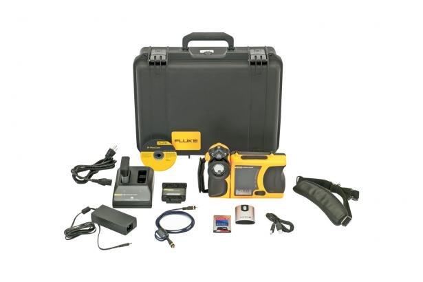 Fluke TiR4FT Infrared Camera | Fluke