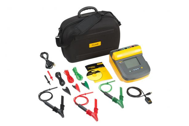 Fluke 1555 FC 10kV Isolationsprovare | Fluke