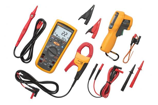 Fluke1587/ET Advanced Electrical Troubleshooting Kit | Fluke