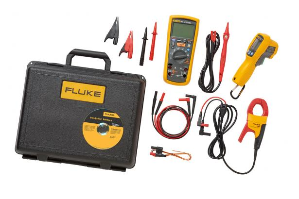 Fluke 1587 FC Advanced Electrical Troubleshooting Kit | Fluke