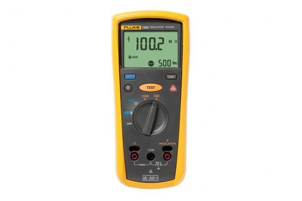 Fluke 1503 Insulation Resistance Tester Fluke