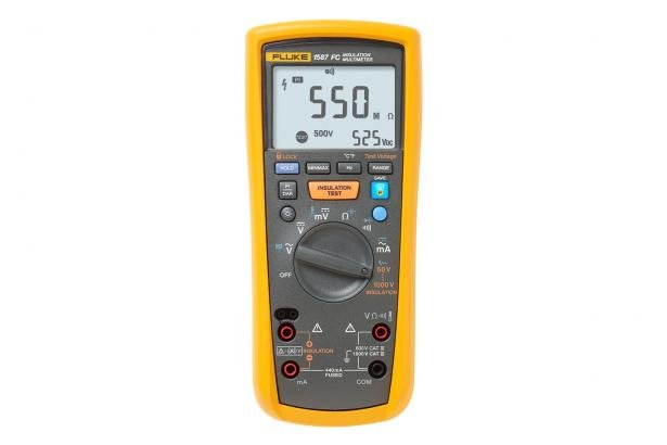 Fluke 1587/i400 Current Clamp FC-kit | Fluke