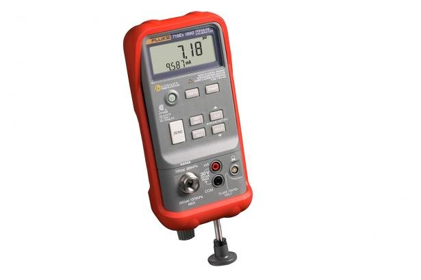 Fluke 718Ex Intrinsically Safe Pressure Calibrator | Fluke