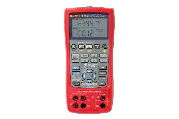 Process Calibrator | Fluke 725Ex Series Process Calibrator | Fluke