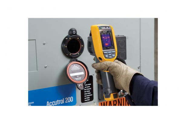 Fluke CV201 ClirVu® 50 mm (2 in) Infrared Window