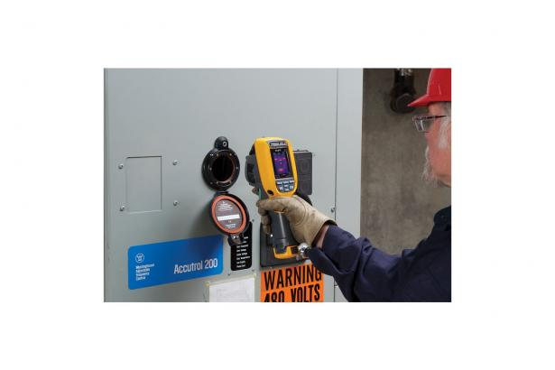 Fluke CV201 ClirVu® 50 Mm (2 In) Infrared Window | Fluke