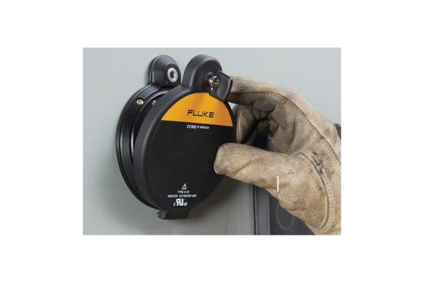 Fluke CV300 ClirVu® 75 Mm (3 In) Infrared Window | Fluke