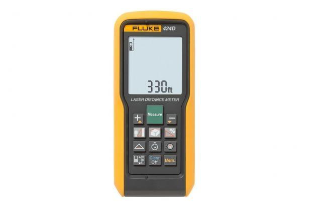Infrarot Entfernungsmesser : Laser entfernungsmesser fluke 424d