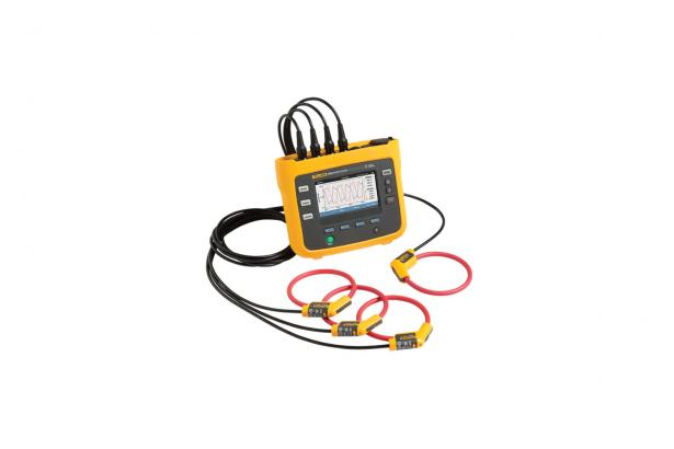 Fluke 1736 Three-Phase Energy Logger | Fluke
