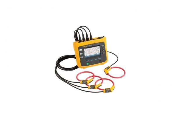 Fluke 1736 And 1738 Three-Phase Power Quality Loggers | Fluke