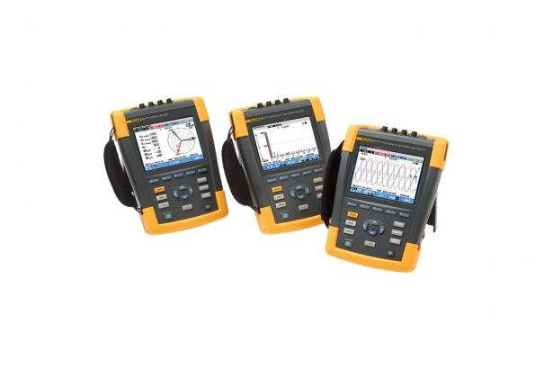 Fluke 434 Series II Basic Energy Analyzer | Fluke