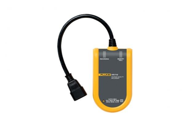 Fluke VR1710 Single Phase Voltage Quality Recorder | Fluke