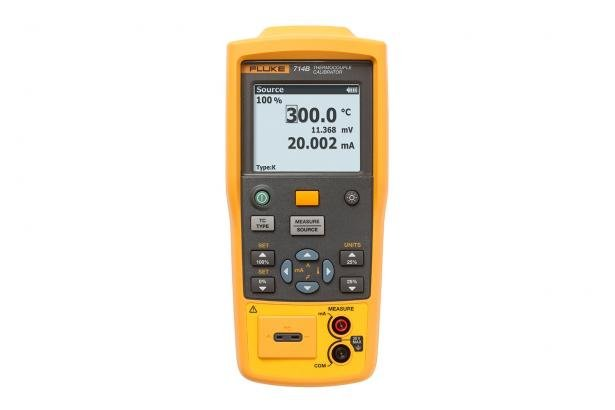 Thermocouple Calibrator | Fluke 714B Thermocouple Calibrator | Fluke
