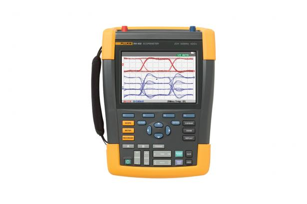Outil De Diagnostic ScopeMeter® Fluke 190-502/S | Fluke
